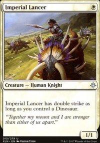 Imperial Lancer - Ixalan