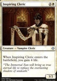 Inspiring Cleric - Ixalan