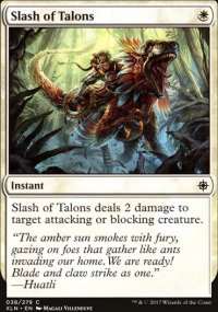 Slash of Talons - Ixalan