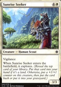 Sunrise Seeker - Ixalan