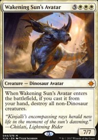 Wakening Sun's Avatar - Ixalan