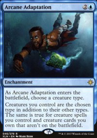 Arcane Adaptation - Ixalan