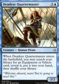 Deadeye Quartermaster - Ixalan