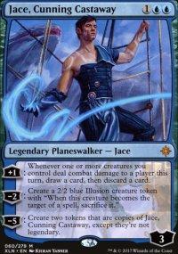 Jace, Cunning Castaway - Ixalan