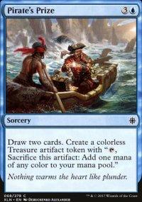 Pirate's Prize - Ixalan