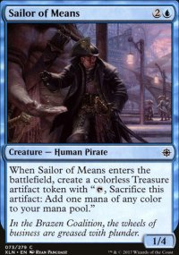 Sailor of Means - Ixalan