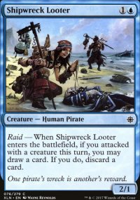 Shipwreck Looter - Ixalan