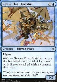 Storm Fleet Aerialist - Ixalan