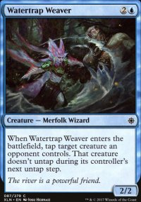 Watertrap Weaver - Ixalan