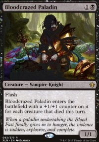 Bloodcrazed Paladin - Ixalan