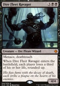 Dire Fleet Ravager - Ixalan