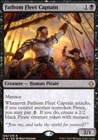 Fathom Fleet Captain - Ixalan