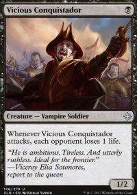 Vicious Conquistador - Ixalan