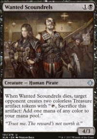 Wanted Scoundrels - Ixalan