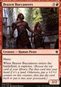 Brazen Buccaneers - Ixalan