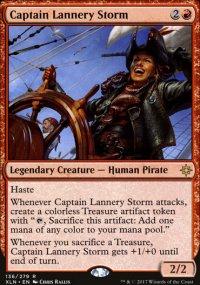 Captain Lannery Storm - Ixalan