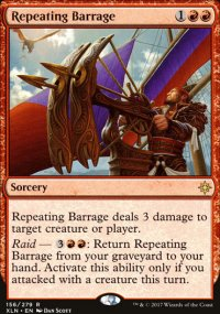 Repeating Barrage - Ixalan