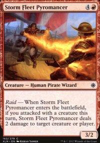 Storm Fleet Pyromancer - Ixalan