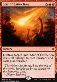 Star of Extinction - Ixalan