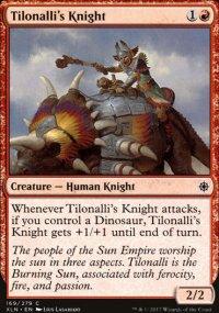 Tilonalli's Knight - Ixalan