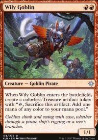 Wily Goblin - Ixalan