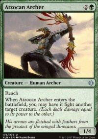 Atzocan Archer - Ixalan