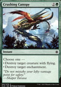 Crushing Canopy - Ixalan