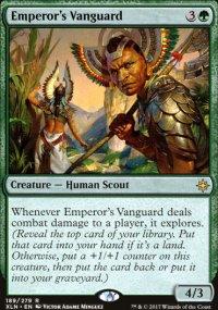 Emperor's Vanguard - Ixalan