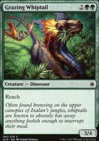 Grazing Whiptail - Ixalan