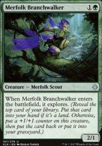 Merfolk Branchwalker - Ixalan