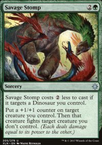 Savage Stomp - Ixalan