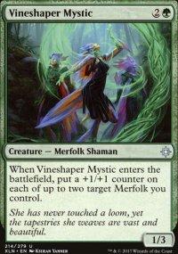 Vineshaper Mystic - Ixalan