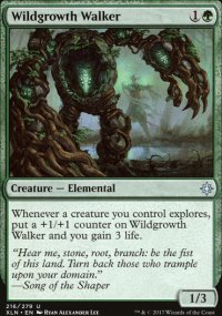 Wildgrowth Walker - Ixalan