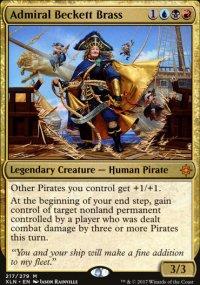 Admiral Beckett Brass - Ixalan