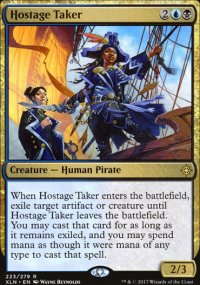 Hostage Taker - Ixalan