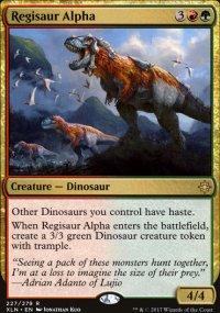 Regisaur Alpha - Ixalan
