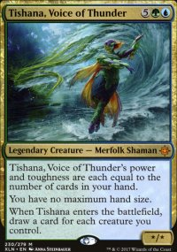 Tishana, Voice of Thunder - Ixalan