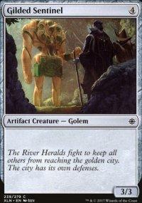 Gilded Sentinel - Ixalan
