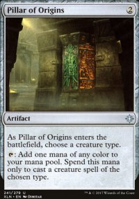 Pillar of Origins - Ixalan