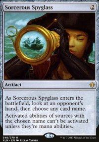 Sorcerous Spyglass - Ixalan