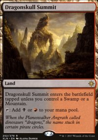 Dragonskull Summit - Ixalan