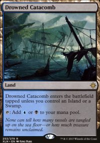 Drowned Catacomb - Ixalan