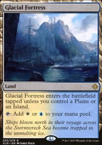 Glacial Fortress - Ixalan