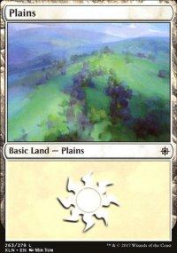 Plains 4 - Ixalan
