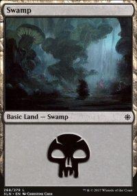 Swamp 1 - Ixalan