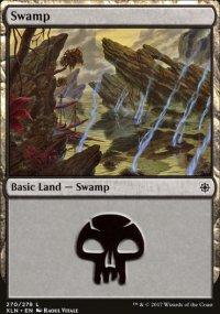 Swamp 3 - Ixalan