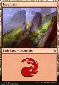 Mountain 4 - Ixalan