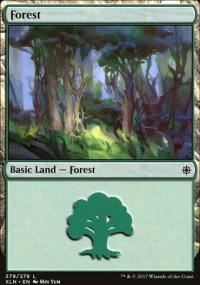 Forest 4 - Ixalan