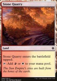 Stone Quarry - Ixalan