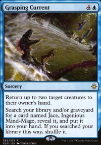 Grasping Current - Ixalan